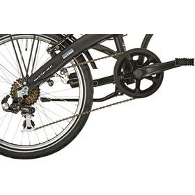 "Ortler Norwood Folding Bike 20"" black"